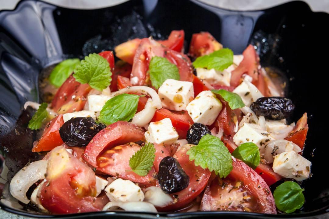 Reteta de salata greceasca